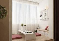 局部改造飘窗设计-两居室扩容设计