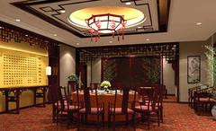 中式风格装修热 宫灯添色古典家居