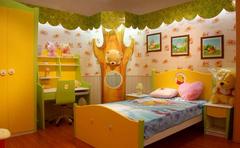 齐装网:儿童房手绘墙风水是什么