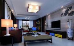 中式客厅装修 体验传统之美