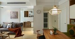 日式装修风格·简单与纯净的生活空间