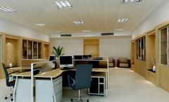 办公桌摆放 打造办公室好风水