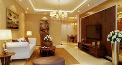 齐装网:客厅颜色风水