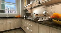 厨房装修设计的风水禁忌