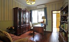 美式风格卧室空间处理方法