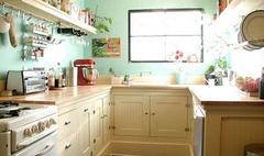 厨房装修经验,五招告别规划误区