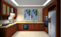 厨房装修预算与注意事项