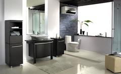 """卫浴装修,马桶镜子如何找对风水""""位置"""""""