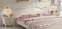 清新的田园风格卧室效果图案例