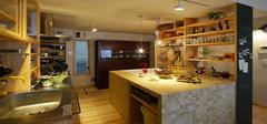 巧用厨房空间 厨房装修效果图