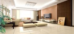 客厅用什么瓷砖装修好呢