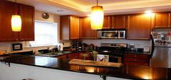 厨房装修吊顶材料需知