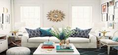 美式家装风格 你喜欢吗?