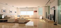 为什么装修客厅时要铺地板呢?