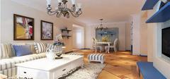 客厅怎样装饰成地中海风格