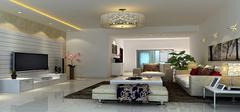 客厅风水:客厅装适合装什么灯?