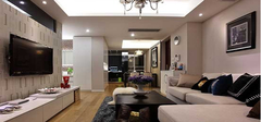 8K打造您心动的现代风格客厅