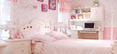 韩式四款田园风格卧室