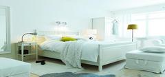 白色卧室装修 给您夏天之爽