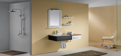 浴室风水之暖色调装修提升运势
