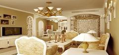 欧式风格装修  演绎现代家居风情