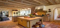 开放式厨房装修效果图 打造完美空间