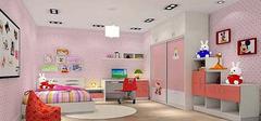 女童房间布置 打造欢乐圣地