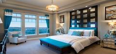 地中海卧室装修风格