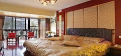 古典中式卧室装修效果图