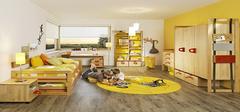 儿童房装修设计 让孩子们健康成长