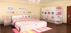 儿童房设计欣赏 给孩子个性空间