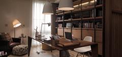 科学布置书房 让功能与格调兼具