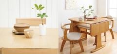 实木餐桌椅的保养小窍门