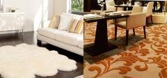 选购羊毛地毯四大技巧