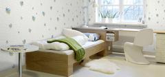 卧室壁纸选用什么颜色好