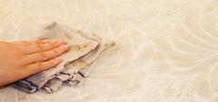 让家换新衣 壁纸保养方法