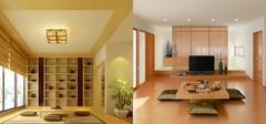 传统日式风格装修 怎样选择家具搭配