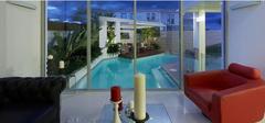 地中海风格 户外客厅设计效果图