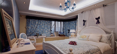 少女的卧室装修设计效果图