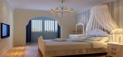 地中海风格卧室如何搭配才美