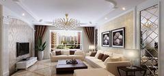 欧式客厅装修之创意