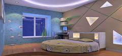 儿童房装修设计 给孩子个童真世界
