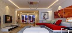 五大设计宝典助你搞定客厅吊顶装修