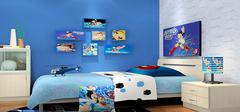 儿童房装修  加快baby健康成长