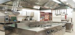 饭店厨房装修 实用性是首要
