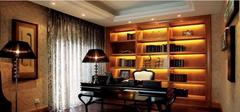 美式书房装修 打造安静祥和空间
