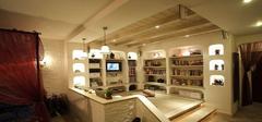 客厅之半开放式书房出炉