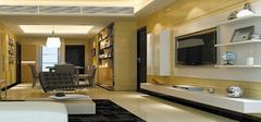 现代简约风格电视背景墙注意装修点