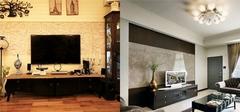 客厅背景墙装修4点注意事项 提升品位