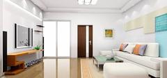 客厅风水十诫 方位与色彩的关系